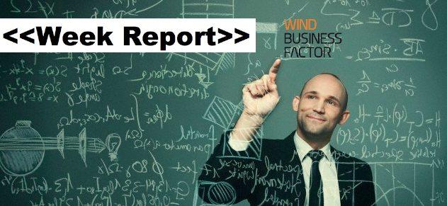 Report: la prima settimana online di Wind Business Factor