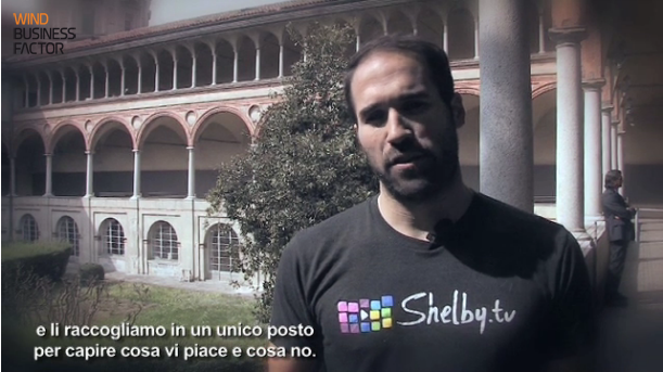 ShelbyTV, la startup di Videosharing