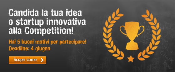 5 buoni motivi per partecipare alla Wind Business Factor Competition 2012