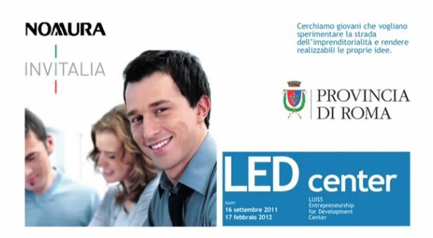 Opportunità per studenti e giovani startup: LED III Edizione