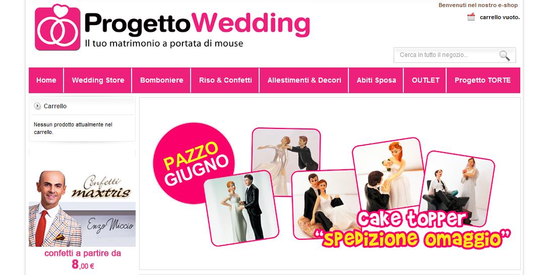 Le startup finaliste del 1° girone: Progetto Wedding