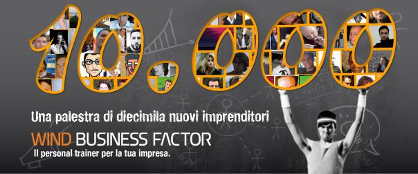 Una Palestra di oltre 10.000 innovatori e imprenditori