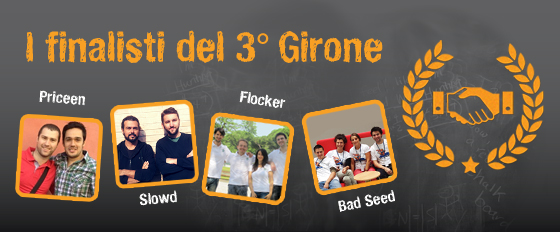 WBF Startup Competition 3° Girone: le startup finaliste