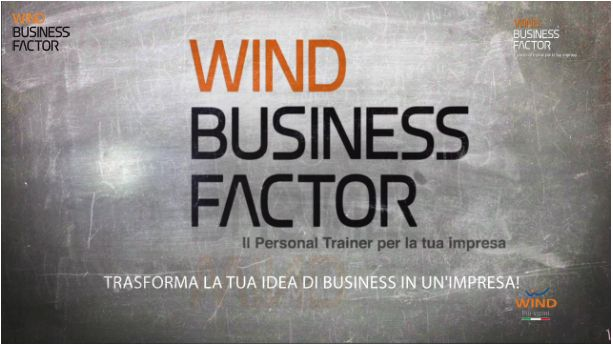 Che cos'è Wind Business Factor