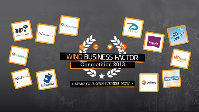WBF Startup Competiton 2013: i progetti selezionati per il 1° Training