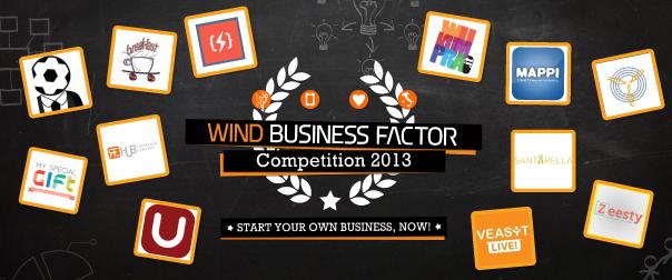 WBF Startup Competiton 2013: i progetti selezionati per il 2° Training