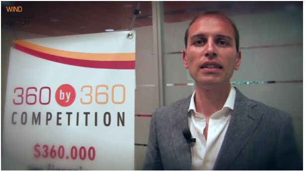 Con 360by360 Competition Wind Business Factor punta al meglio delle sue startup