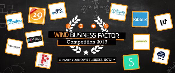 WBF Startup Competition 2013: i progetti selezionati per il 3° Training