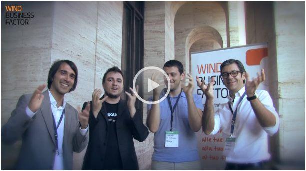 Wind Business Factor: un altro anno insieme grazie a voi. Auguri!