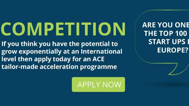 Opportunità di internazionalizzazione per startup: partecipa all'ACE Competition