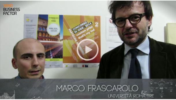 Custom Prize 2014: l'intervista a Marco Frascarolo