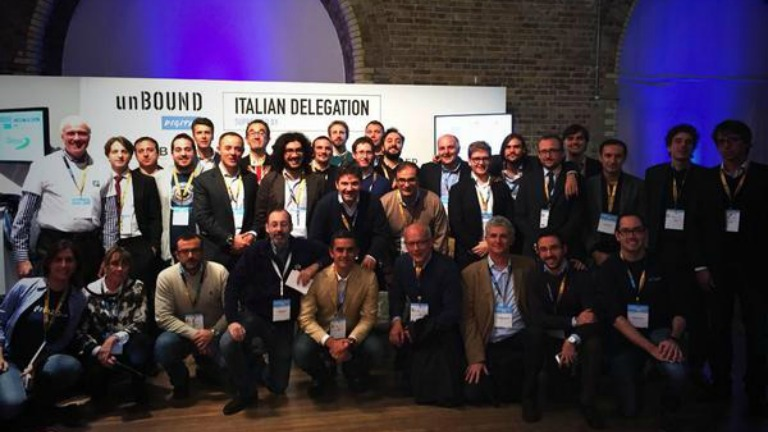 Le startup italiane all'Unbound Digital di Londra