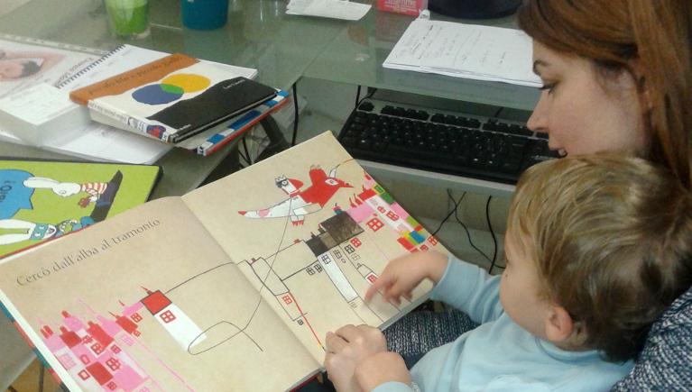 A Roma il coworking per mamme e bambini