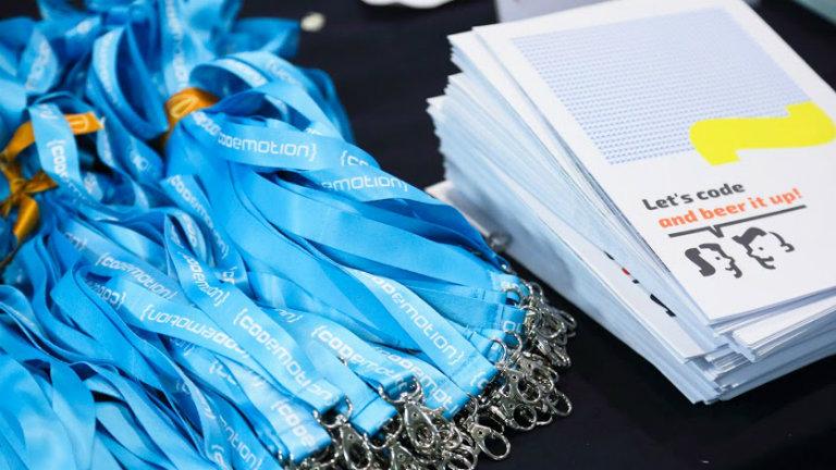 Codemotion 2015: a Roma l'evento tech più atteso dell'anno