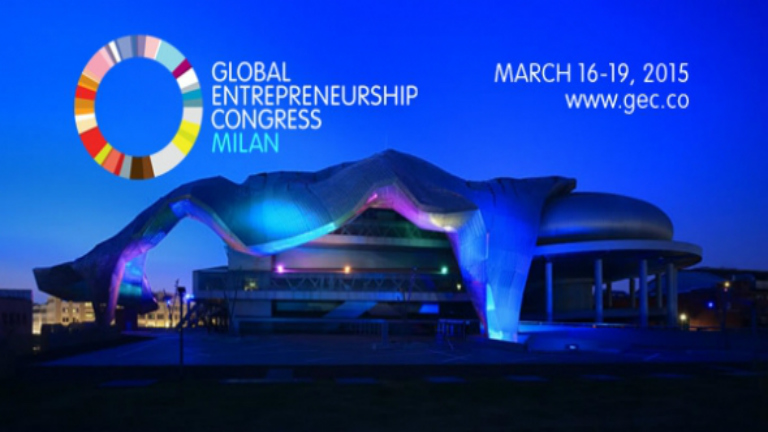 A Milano il Global Entrepreneurship Congress 2015