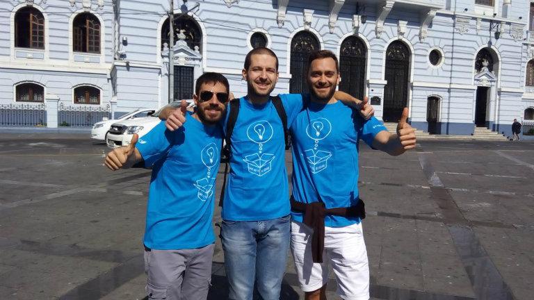Una startup italiana in Cile: il racconto di Lectios