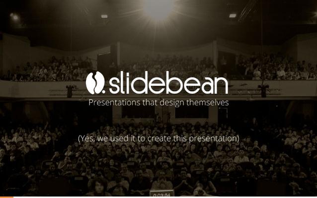 presentazioni con slidebean