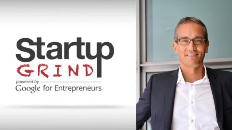 Maximo Ibarra protagonista di Startup Grind