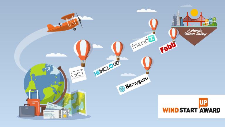 Le 5 startup finaliste del Wind Startup Award
