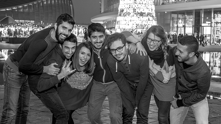 FriendZ, startup finalista del Wind Startup Award
