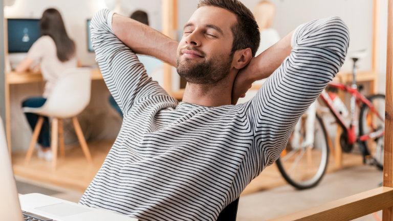 Dormire: il nuovo status symbol per imprenditori di successo