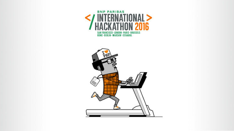 Paribas International Hackathon: a Roma in Luiss EnLabs