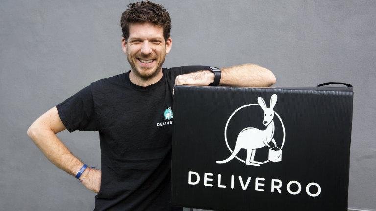 La rivoluzione del food delivery si chiama Deliveroo
