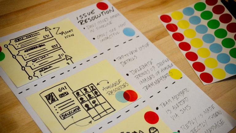 Risolvere un problema in 5 giorni con il metodo Design Sprint