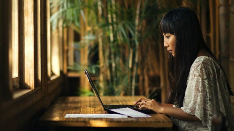 Lavorare in estate: coworking a Bali