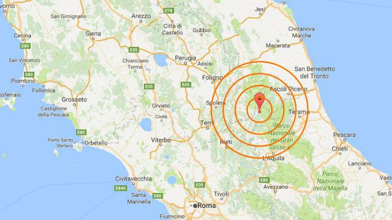 Terremoto agosto 2016: cosa può fare la tecnologia