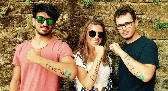 I co-founder di friendz
