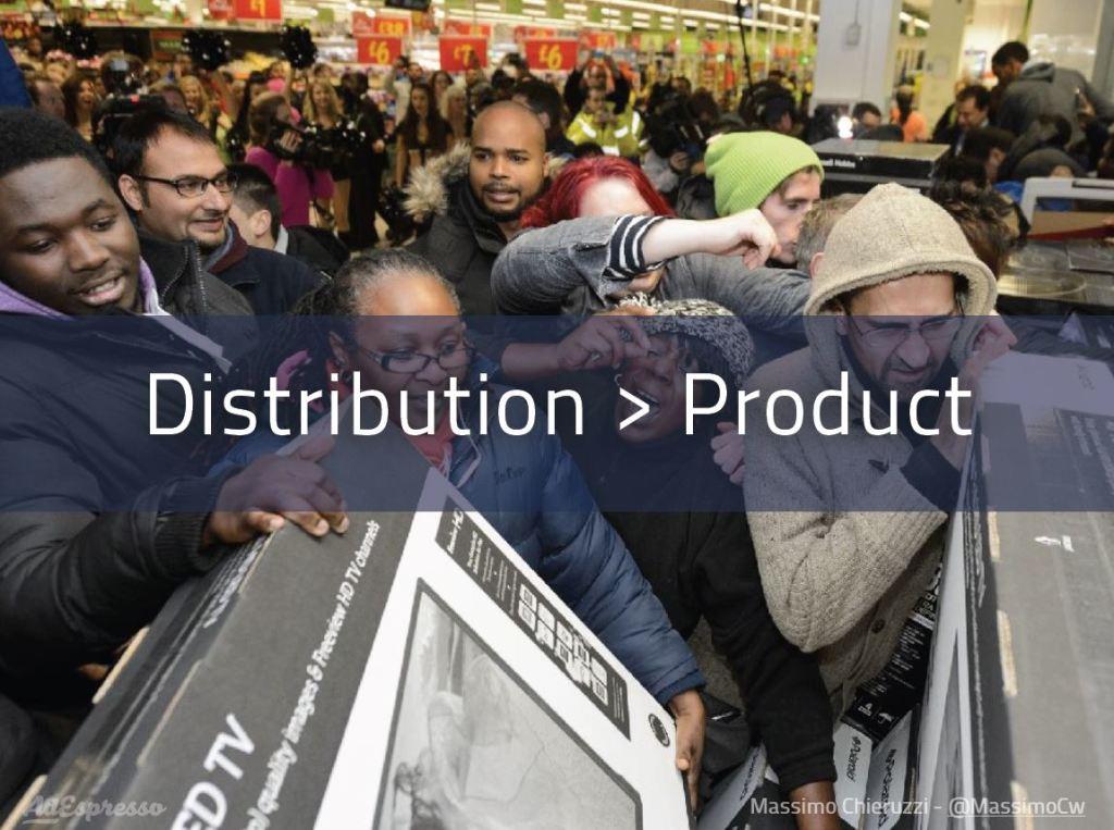Startup: importanza di una buona strategia di distribuzione del prodotto