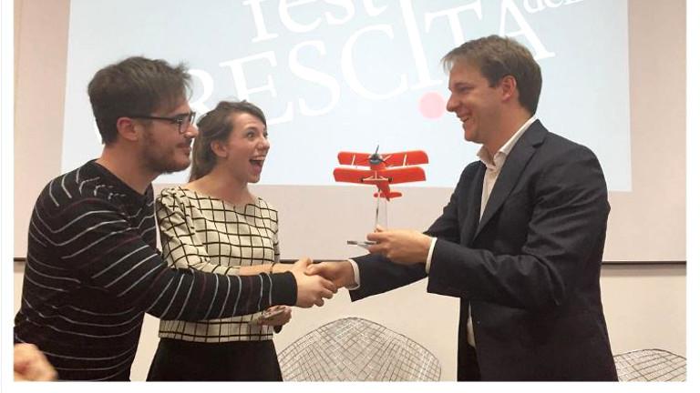 Luca La Mesa è un mentor del Wind Startup Award