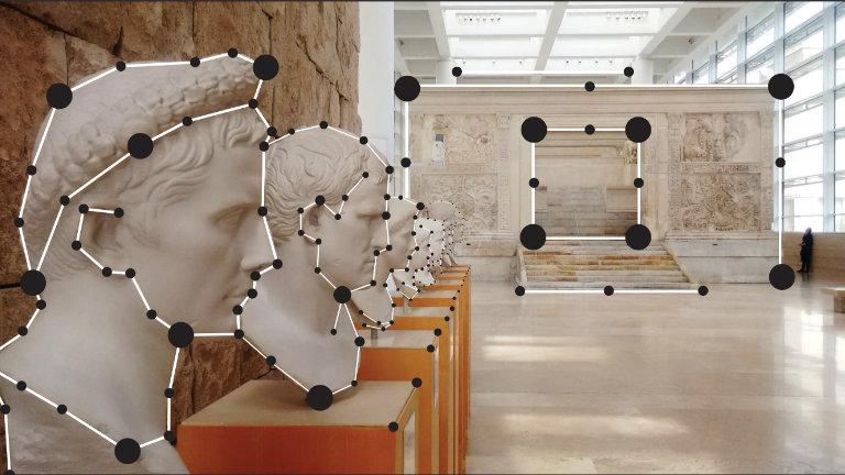 Tooteko e l'esperienza audio-tattile del Museo Ara Pacis di Roma