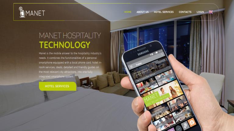 Manet: l'assistente turistico a forma di smartphone