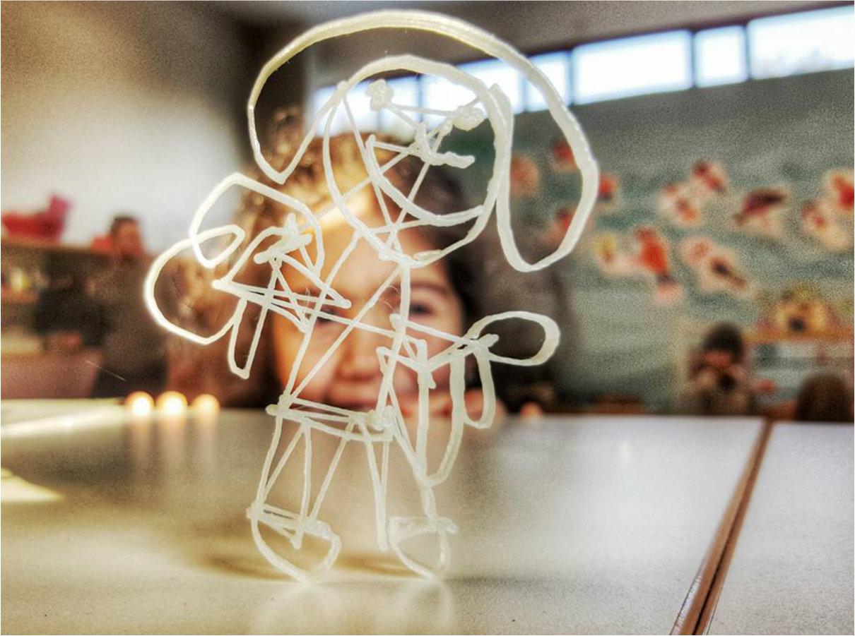 stampa-3D-bambina