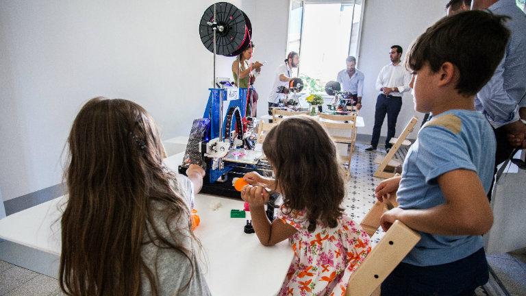 SugarCAD: le stampanti 3D entrano a scuola